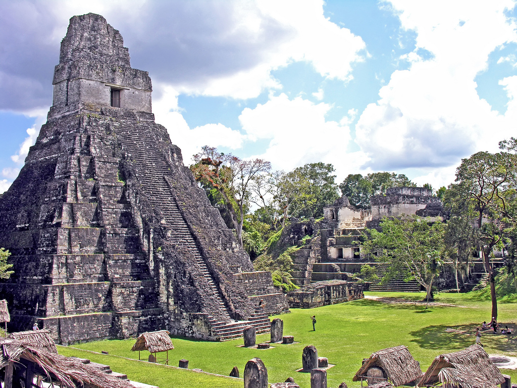 Guatemala-1621 - Temple of the Great Jaguar_by_Dennis Jarvis