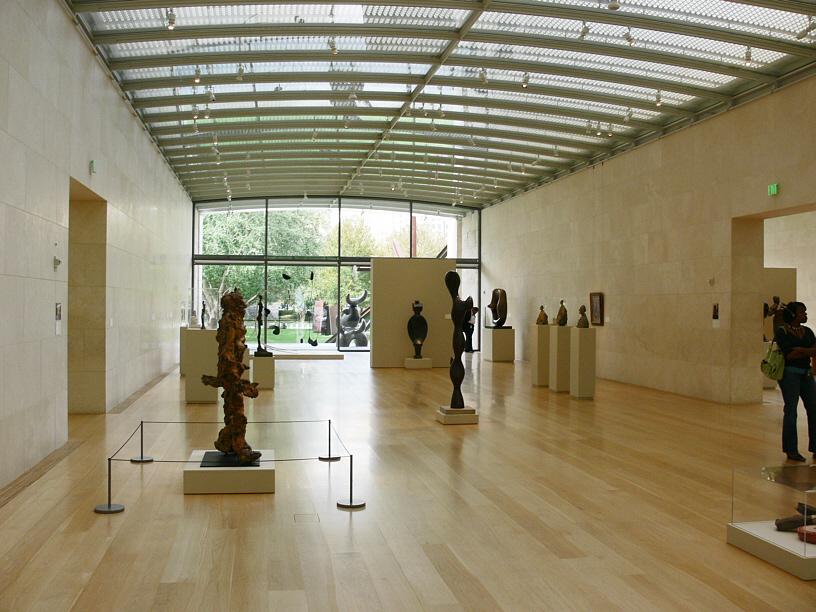 Nasher_Sculpture_Center_Dallas_interior