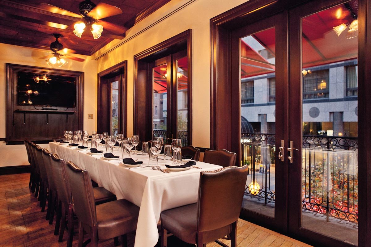 Elegant 7 Superb Private Dining Rooms In San Francisco