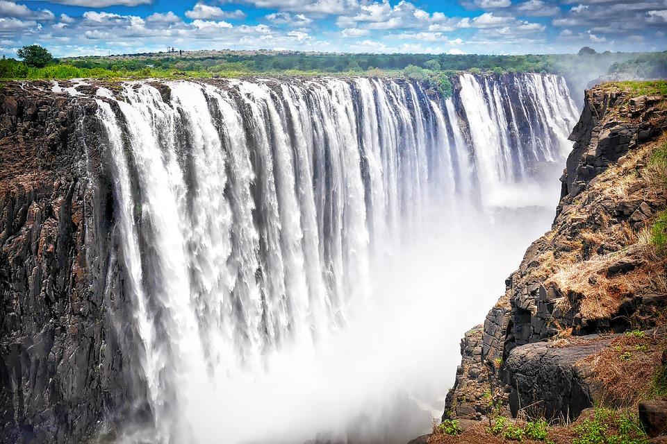 Victoria Case Victoria Falls Zimbabwe Africa