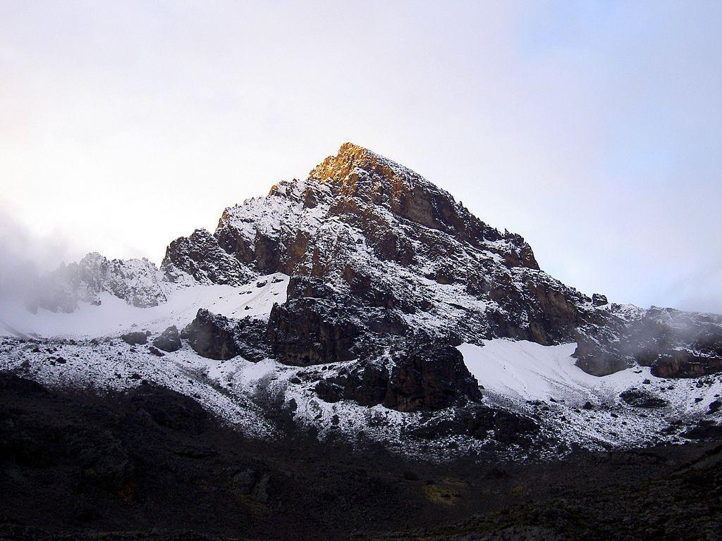 Mount Kilimanjaro 1