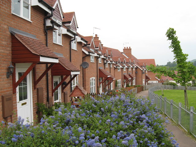 Affordable_housing,_Damson_Way,_Suckley_2008_-_geograph.org.uk_-_813412